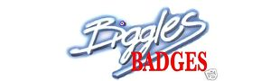 Biggles Badges