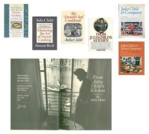 JULIA CHILD: Mastering The Art Of French Cooking & MORE