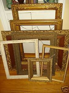 how to re frame your antique painting in antique frames