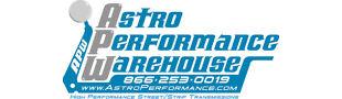 Astro Performance Warehouse