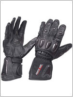 Know the ABC of motorcycle gloves !