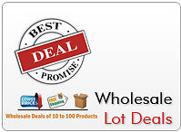 Wholesale Lot Deals for eBayers from 10 to 100 products