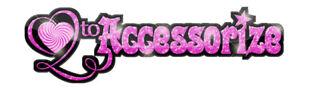 Love to Accessorize