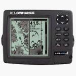 Lowrance LMS-480MDF GPS Receiver