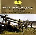 Klavierkonzert A-moll/Peer Gynt Suiten 1,2/+ von Neeme Järvi,Lilya Zilberstein,GSO (1999)