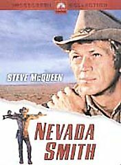 Nevada Smith DVD 1966 Western, Steve McQueen, Karl Malden, Brian Keith, Suzanne