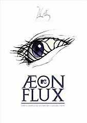 Aeon-Flux-The-Complete-Animated-Collection-DVD-2005-3-Disc-Set-OOP