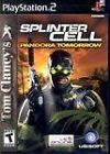 Splinter Cell 2: Pandora Tomorrow - Jeu PS2