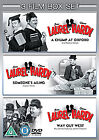 Laurel And Hardy Vols 1-3 - Chump At Oxford / Someone's Ailing / Way Out West (DVD, 2009, 3-Disc Set, Box Set)