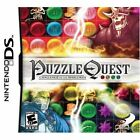 Puzzle Quest: Challenge of the Warlords (Nintendo DS, 2007) - European Version