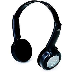 sony mdr if240rk headband wireless headphones black ebay rh ebay com sony mdr-if240rk wireless headphone system manual Sony MDR- V6