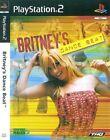 Britney's Dance Beat (Sony PlayStation 2, 2002) - European Version