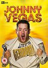 Johnny Vegas - Live At The Benidorm Palace (DVD, 2009)