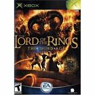 The Lord of the Rings: The Third Age (Microsoft Xbox, 2004) - European Version