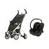 Buggies and Stroller: Quinny Zapp Groovy Green Standard Single Seat Stroller Jogger