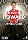 Russell Howard - Live - Dingledodies (DVD, 2009)