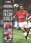 Arsenal - Greatest F.A. Cup Goals (DVD, 2009)