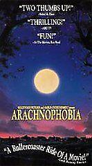 Arachnophobia (VHS, 1991) ambien entertainment 1