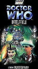 Details about Doctor Who - Battlefield, Good VHS, Dr  Who, Sylvester McCoy,