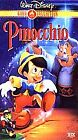 Pinocchio (VHS, 1999, Clam Shell; Gold Collection)