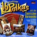 16 Zünftige Polkas Mit Der Steirischen Harmonika von Various Artists (1999)