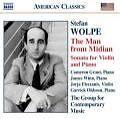 Man From Midian/Sonate von Ohlsson,Winn,Fleezanis,Grant (2007)