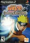 Naruto Uzumaki Chronicles (Sony PlayStation 2, 2007) - European Version