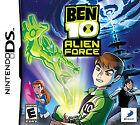 Ben 10: Alien Force (Nintendo DS, 2008)