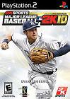 Major League Baseball 2K10 (Sony PlayStation 2, 2010)