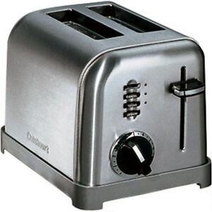 Cuisinart CPT 160 2 Slice Toaster
