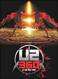 U2-360-At-the-Rose-Bowl-2010-DVD-TOUR-MINT