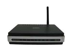 D-Link WBR-1310 4-Port 10/100 Wireless G...