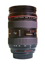"""Canon """"L"""" Standard f/2.8 Camera Lenses"""