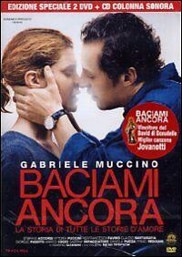 Baciami ancora (2009)EDIZIONE CON COLONNA SONORA DVD
