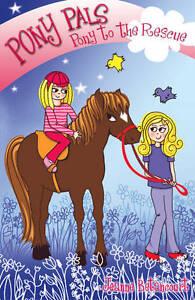 Betancourt-Jeanne-Pony-to-the-Rescue-Pony-Pals-Book