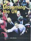 Governing the UK by Ivan Minnis (Hardback, 2002)