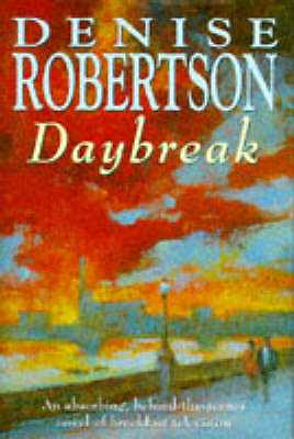 Robertson, Denise, Daybreak, Very Good Book
