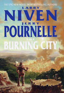 Pournelle-Jerry-Niven-Larry-The-Burning-City-Book