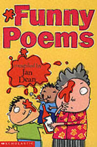 Funny Poems by Jan Dean (Paperback, 2003...