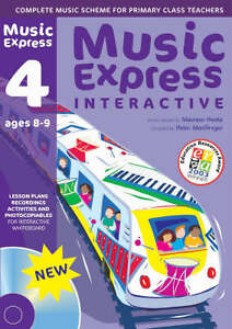 Music-Express-Interactive-4-Ages-8-9-Single-user-License-by-Maureen-Hanke