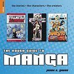 Yadao, Jason S., The Rough Guide to Manga (Rough Guide Reference), Very Good Boo