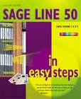 Sage Line 50 V9 in Easy Steps: v. 7-9 by Gillian Gilert (Paperback, 2003)