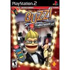 Buzz The Hollywood Quiz (Sony PlayStation 2, 2007) - European Version