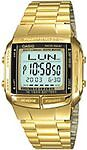 Casio Databank Quartz (Battery) Adult Wristwatches