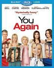 You Again (Blu-ray/DVD, 2011, 2-Disc Set)