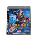 Iron Man: The Official Videogame (Sony PlayStation 3, 2008) - European Version