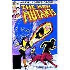 New Mutants CGC Bronze Age Comics (1970-1983)