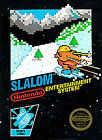 Slalom Nintendo NES Video Games