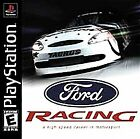 Ford Racing (Sony PlayStation 1, 2001) - European Version
