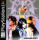 Final Fantasy VIII (Sony PlayStation 1, 1999) - European Version
